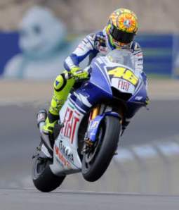 Valentino 'The Doctor' Rossi