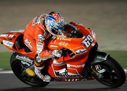 Nicky Hayden, Ducati Marlboro Team.